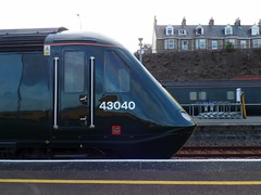 43040 Penzance (3) (Marky7890) Tags: gwr 43040 class43 hst 2p96 penzance railway cornwall cornishmainline train