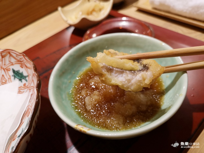 【台北士林】松濤日本料理|精緻無菜單料理 @魚樂分享誌