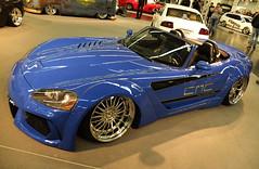 Dodge Viper SRT-10 Tuning (CMC Automotive) (Zappadong) Tags: essen motor show 2017 ems dodge viper srt10 tuning cmc automotive zappadong auto automobile automobil car coche voiture carshow