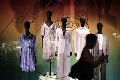 💋 (jhnmccrmck) Tags: melbourne victoria fujifilm fujifilmxt1 xt1 xf1855mm classicchrome nighttime silhouette window mannequin explore iminexplore