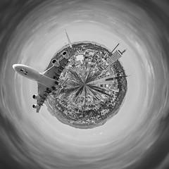 Escape (BielePix ... is back again!) Tags: 1855mmkitlens slt 58 sony sonyalpha sonyalphadslr slr sonyalpha58 sonyalphaslt58 spiegelreflexkamera spiegelreflex reflex camera dslr bielefeld germany deutschland nrw ostwestfalen hobbyfotograf amateurphotographer sky himmel wolken clouds sonne sun outdoor black white schwarz weis einfarbig bw monochrome mono monotone monochromatic noir photoshop composing digitalart postproduction bearbeitung edit lightroom filter nik collection alienskin photography art