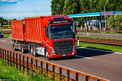 Truck Spotting in Italy Between Modena & Verona