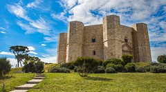 Castel del Monte (werner boehm *) Tags: wernerboehm casteldelmonte apulia italy architecture