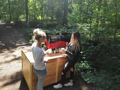 """Mobile Kaffee Catering Kaffeebar neu bei #hummercatering • <a style=""""font-size:0.8em;"""" href=""""http://www.flickr.com/photos/69233503@N08/48535094061/"""" target=""""_blank"""">View on Flickr</a>"""