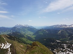 20190614_123404 (Bergwandern Alpen) Tags: alpen wandern speer toggenburg alpstein churfirsten stockberg säntis hiking alps mountains goggeien