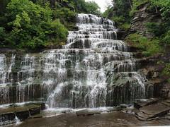 Hector Falls - Hector, NY (AlanTroidlPhotography) Tags: creek stream water rock rocks flowingwater hector hectorny hectorfalls fingerlakes fingerlakesny senecalake senecalakeny waterfall waterfalls waterfallsofinstagram