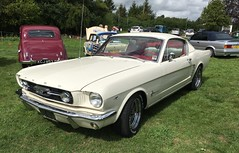 1966 Ford Mustang (richwall100 - Thank you for Three Million views) Tags: ford mustang 233 fastback car auto automobile