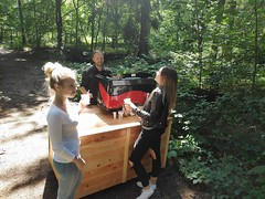 """Mobile Kaffee Catering Kaffeebar neu bei #hummercatering • <a style=""""font-size:0.8em;"""" href=""""http://www.flickr.com/photos/69233503@N08/48535236762/"""" target=""""_blank"""">View on Flickr</a>"""