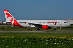 C-GFCP (Air Canada rouge) (Steelhead 2010) Tags: aircanada rouge airbus a320200 a320 yyz creg cgfcp