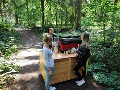 "Mobile Kaffee Catering Kaffeebar neu bei #hummercatering • <a style=""font-size:0.8em;"" href=""http://www.flickr.com/photos/69233503@N08/48535403661/"" target=""_blank"">View on Flickr</a>"