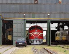 M61.017 (Csundi) Tags: railroad nohab budapest hungary