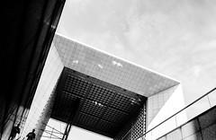 SkyGate.jpg (Klaus Ressmann) Tags: klaus ressmann omd em1 fparis france larche ladefense spring architecture blackandwhite cityscape contemporary flccity klausressmann omdem1