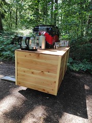 "Mobile Kaffee Catering Kaffeebar neu bei #hummercatering • <a style=""font-size:0.8em;"" href=""http://www.flickr.com/photos/69233503@N08/48535541437/"" target=""_blank"">View on Flickr</a>"