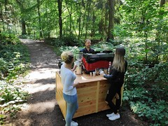 "Mobile Kaffee Catering Kaffeebar neu bei #hummercatering • <a style=""font-size:0.8em;"" href=""http://www.flickr.com/photos/69233503@N08/48535547177/"" target=""_blank"">View on Flickr</a>"