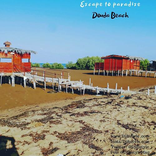 Escape to paradise  #paysagemagnifique #landscape #djibouti #beach #Djibstylemag #djibouti #douda