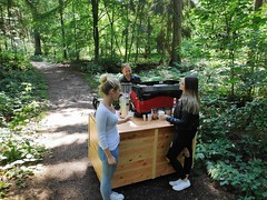 "Mobile Kaffee Catering Kaffeebar neu bei #hummercatering • <a style=""font-size:0.8em;"" href=""http://www.flickr.com/photos/69233503@N08/48535549862/"" target=""_blank"">View on Flickr</a>"