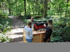 "Mobile Kaffee Catering Kaffeebar neu bei #hummercatering • <a style=""font-size:0.8em;"" href=""http://www.flickr.com/photos/69233503@N08/48535550192/"" target=""_blank"">View on Flickr</a>"