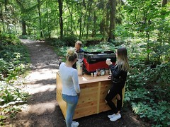"Mobile Kaffee Catering Kaffeebar neu bei #hummercatering • <a style=""font-size:0.8em;"" href=""http://www.flickr.com/photos/69233503@N08/48535552782/"" target=""_blank"">View on Flickr</a>"