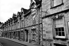 Cirencester (martinelliss) Tags: cirencester uk england gloucestershire buildings monochrome windows