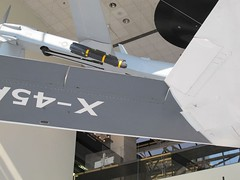 """Boeing X-45A 00043 • <a style=""""font-size:0.8em;"""" href=""""http://www.flickr.com/photos/81723459@N04/48535797577/"""" target=""""_blank"""">View on Flickr</a>"""