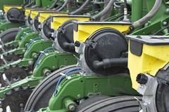 Farm Machinery 08112019 (Orange Barn) Tags: planter farmequipment machineparts johndeere 119picturesin2019