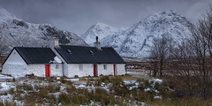 glen coe winter (donnnnnny) Tags: glencoe winter wintersnow ice scotland scottishhighlands ski resort winterwonderland