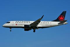 C-FEIQ (Air Canada EXPRESS - Sky Regional) (Steelhead 2010) Tags: aircanada aircanadaexpress skyregional yyz creg cfeiq embraer emb175