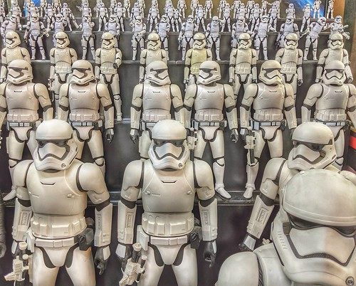 Imperial forces are gathering