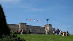 カン城公園 Parc du Château de Caen (VERITE_CONTINGENTE) Tags: フランス france カン カーン caen ノルマンディー normandie カルヴァドス calvados