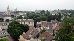 カン城公園から Parc du Château de Caen (VERITE_CONTINGENTE) Tags: フランス france カン カーン caen ノルマンディー normandie カルヴァドス calvados
