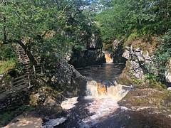 Ingleton Falls (jumcesex12) Tags: ingleton falls yorkshire dales