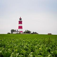 Happisburgh Lighthouse (AMcUK) Tags: em10 em10ii em10mkii em10mk2 em102 omdem10 omdem10mkii omd olympusuk m43 micro43rds micro43 microfourthirds olympus olympusdigital olympusdigitalcamera olympusomd 1240 1240pro norfolk happisburgh eastanglia coast sea seascape beach beachscene seaside water ocean lighthouse