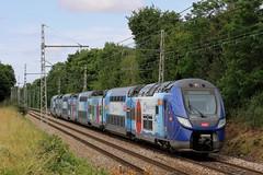 Z 26500 N°453 / Gazeran (jObiwannn) Tags: ter sncf train ferroviaire automotrice coradia duplex