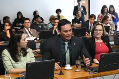 CAS - Comissão de Assuntos Sociais (Senado Federal) Tags: cas reuniã£o pl21822019 senadoramailzagomesppac senadorstyvensonvalentimpodemosrn senadorazenaidemaiaprosrn brasãlia df brasil reunião