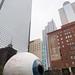 Globo ocular gigante en Dallas (Texas - EEUU)