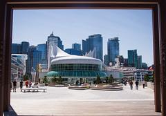 Canada Place - Puerto de Vancouver (Canadá)