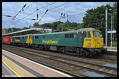 No 86604 & No 86613 14th Aug 2019 Ipswich (Ian Sharman 1963) Tags: no 86604 86613 14th aug 2019 ipswich class station engine railway rail railways railfreight train trains freightliner geml great eastern mainline suffolk 86 electric