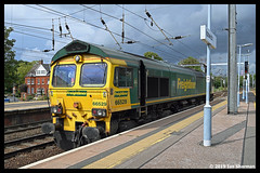 No 66529 14th Aug 2019 Ipswich (Ian Sharman 1963) Tags: no 66529 14th aug 2019 ipswich class station engine railway rail railways railfreight train trains freightliner geml great eastern mainline suffolk 66 diesel