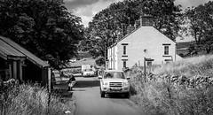 Harwood . (wayman2011) Tags: colinhart fujifilmxpro1 fujifilmxf35mmf2 lightroom5 wayman2011 bw mono rural cottages pennines dales teesdale harwood countydurham uk