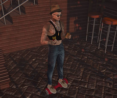 #130 (Leon Miranda) Tags: sup hoverboard psycho hud pose bento yung icon event    new tattoo vegas applier king helll the men jail food crystal a burger saturday sale hat arcback 18 trendy tmd glasses sun whistle cubura lanyard man cave top justin jeans galvanized g