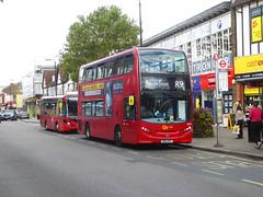 GAL EN44 - SN12AOV - HIGH STREET ORPINGTON - TUE 13TH AUG 2019 (Bexleybus) Tags: goahead go ahead london kent br6 adl dennis enviro 400 orpington high street abellio sn12aov en44 tfl route r9