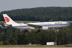 B-6117 ZRH 04.06.2019 (Benjamin Schudel) Tags: b6117 air china zrh lszh zurich international airport airbus a330200