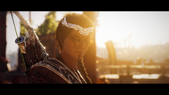 Kassandra (duncanbirnie) Tags: assassinscreedodyssey assassinscreed ubisoft xboxonex xbox 4k videogame virtualphotography gamephotography gaming gameart screenshot cinematic greece portrait