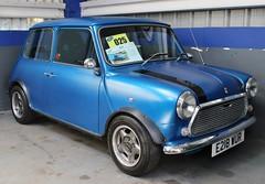 E218 WUR (Nivek.Old.Gold) Tags: 1987 austin mini park lane 998cc aca