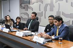 CAS - Comissão de Assuntos Sociais (Senado Federal) Tags: cas audiênciapública debate síndromedoxfrágil doençarara saúde síndromedemartinbell debilidadeiintelectual deficiênciaintelectual luzmaríahomero robertoherai senadorstyvensonvalentimpodemosrn distúrbiodecomportamento brasília df brasil
