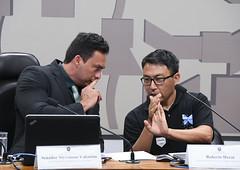 CAS - Comissão de Assuntos Sociais (Senado Federal) Tags: cas audiênciapública debate síndromedoxfrágil doençarara saúde síndromedemartinbell debilidadeiintelectual deficiênciaintelectual robertoherai senadorstyvensonvalentimpodemosrn distúrbiosdocomportamento brasília df brasil