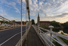 All Saints Church (THE NUTTY PHOTOGRAPHER) Tags: church marlow marlowbridge riverthames skys trees