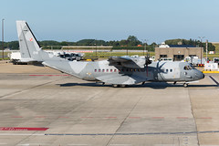PLF_C295N_016_13AS_BRU_JUN2019_2 (Yannick VP) Tags: military utility cargo pax passenger transport aircraft prop propliner turboprop propjet plf polish airforce casa c295m 016 brussels airport bru ebbr belgium be europe eu june 2019 airside platform taxi taxiway twy m nato defence council aviation photography planespotting airplanespotting