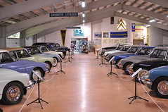 Citromuseum (phoenix 1985) Tags: citroën citromuseum castellane 2cv azlp az ds ds32 acadiane visa cx prestige limousine sm lna gsa bx ax antar musee traction n85 rn85 hy azu