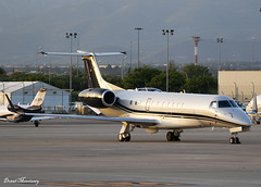 Air Hamburg EMB-135BJ Legacy 600 D-AWIN (birrlad) Tags: palma pmi international airport spain aircraft aviation airplane airplanes bizjet private passenger jet parked apron ramp dawin embraer emb135bj legacy 650 e35l airhamburg